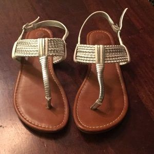 Girls Sandals Sz 2